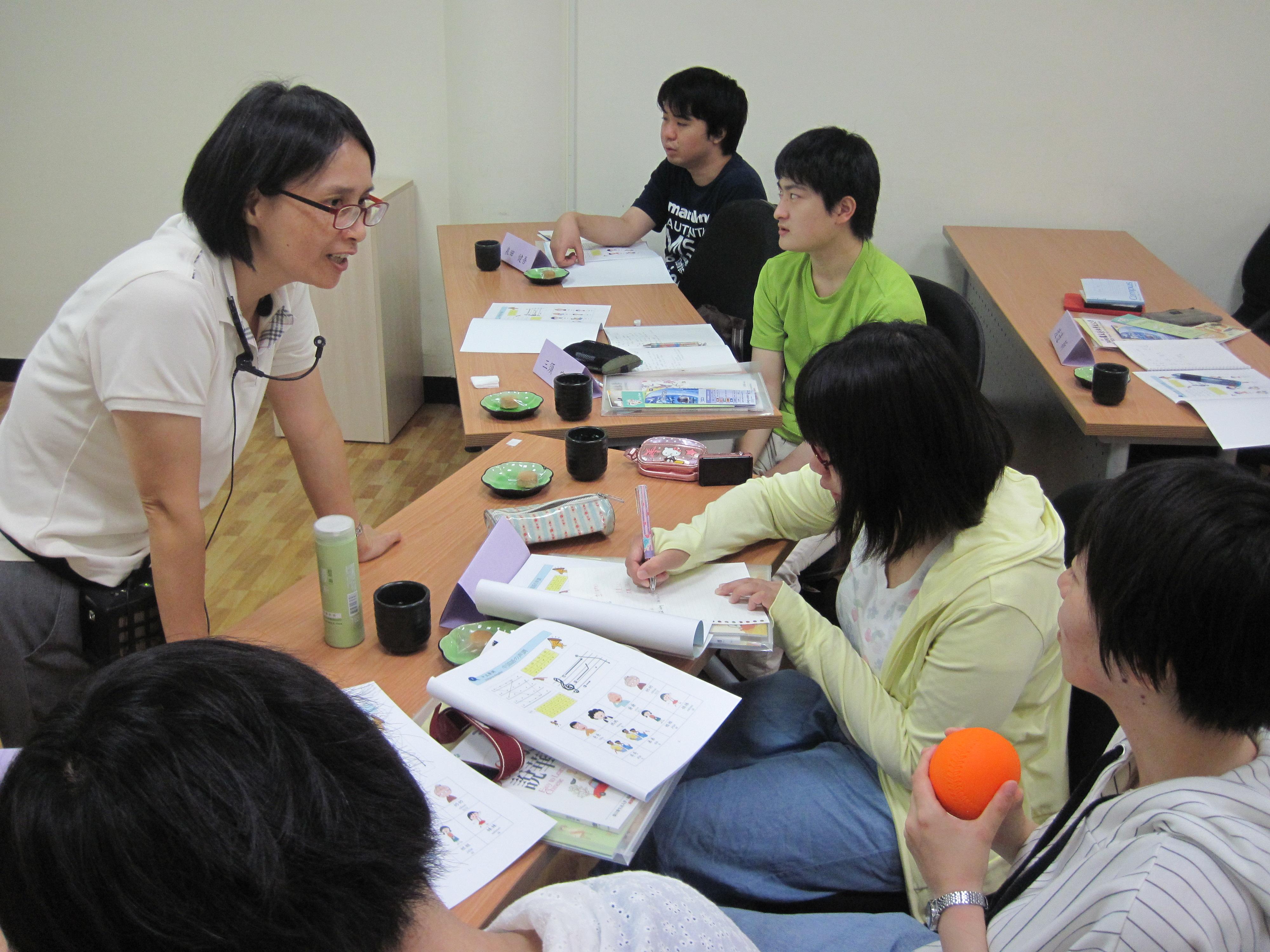 国立台北科技大学にて